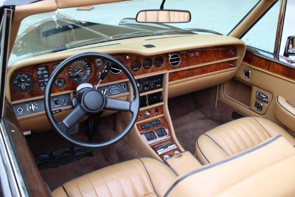 Used-1987-1/2-Rolls-Royce-Corniche-II