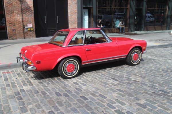Used-1971-Mercedes-Benz-280SL