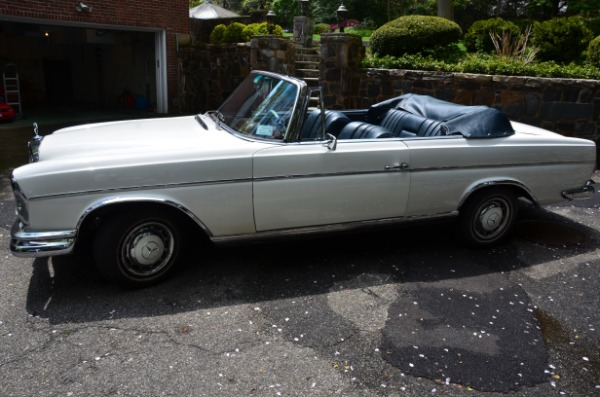 Used-1966-Mercedes-Benz-300SE-Convertible-60s-70s-German