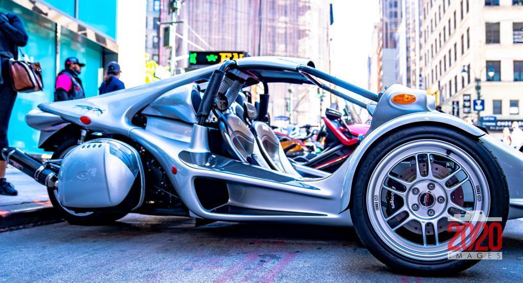 rex campagna three wheel