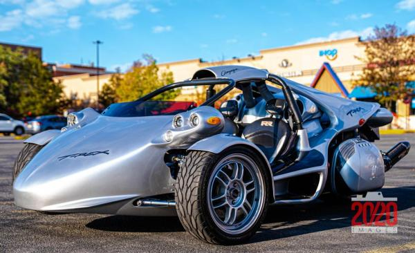 Used-2011-Campagna-T-REX-Three-Wheel