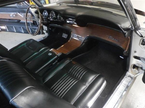 1963-Ford-Thunderbird-60s-American
