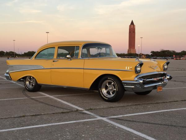Used-1957-Chevrolet-Bel-Air-50s-60s-Muscle-American