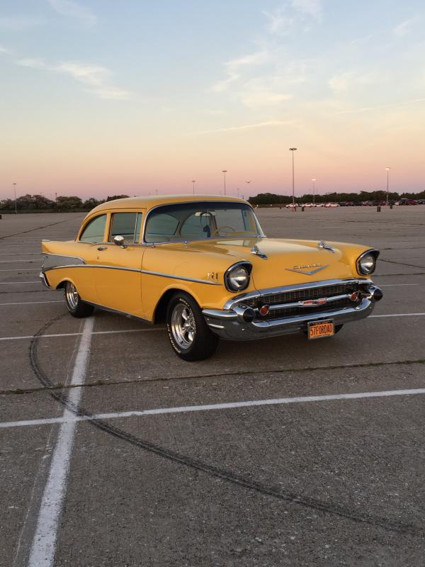 1957-Chevrolet-Bel-Air-50s-60s-Muscle-American