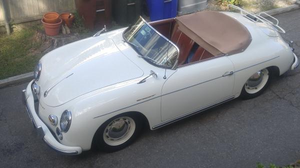 1956-Porsche-356A-Speedster-50s-60s-European-Sports
