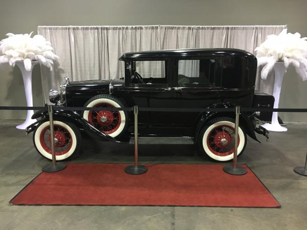 1931-Ford-Model-A-30s-American