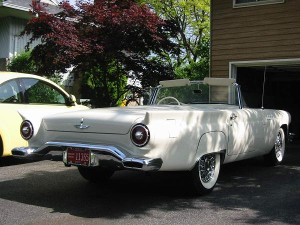 Used-1957-Ford-Thunderbird-50s-60s-Muscle-American