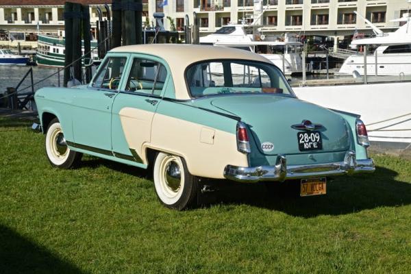 Used-1957-VOLGA-GAZ-M21V-50s-60s-Russian-Sedan