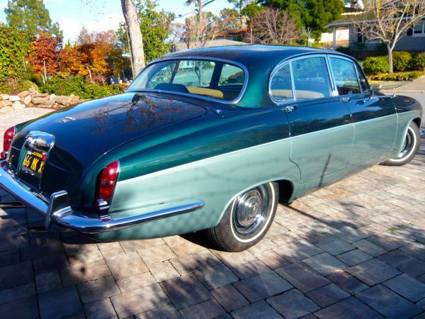1966-Jaguar-Mark-10-60s-70s-British-Sedan-Luxury