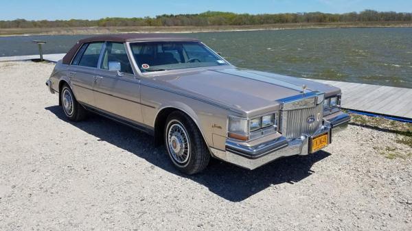 Used-1985-Cadillac-Seville-DElegance-80s-90s-nondescript-American-Luxury