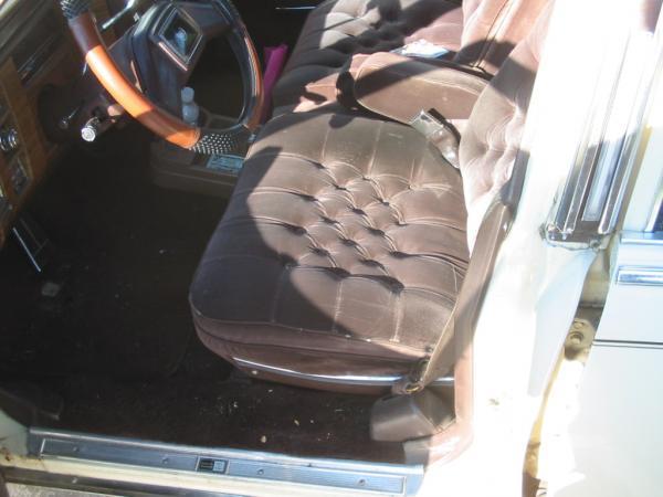 Used-1984-Cadillac-Brougham-dElegance-80s-90s-nondescript-Luxury-Sedan