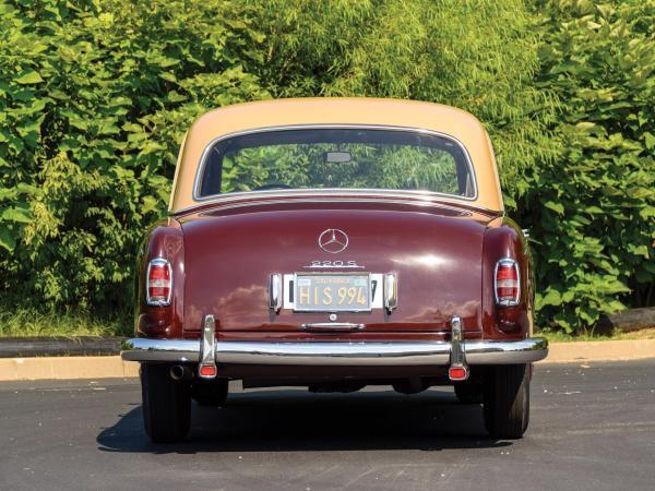 Used-1957-Mercedes-Benz-220s-50s-60s-German-European-Sedan
