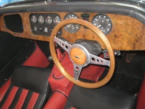 Used-1981-Morgan-+8-,-4-seat-British-70s-80s-90s-Sports