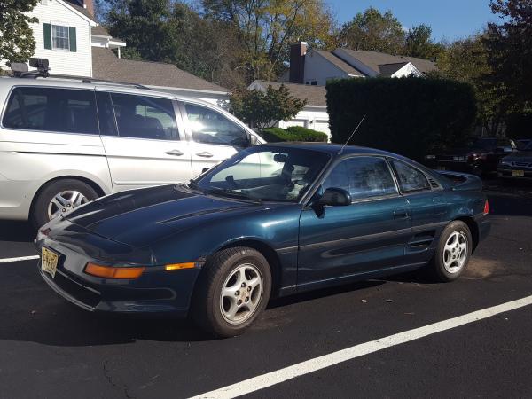 Used-1991-Toyota-MR2-90s-Asian-Sportscar