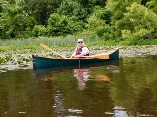 2002-Adirondack-Guide-Boat-12'-Packboat