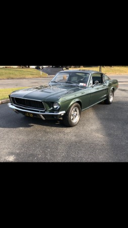 Used-1968-Ford-Mustang-60s-Muscle-70s-Muscle-Americana-Classic