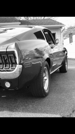 1968-Ford-Mustang-60s-Muscle-70s-Muscle-Americana-Classic