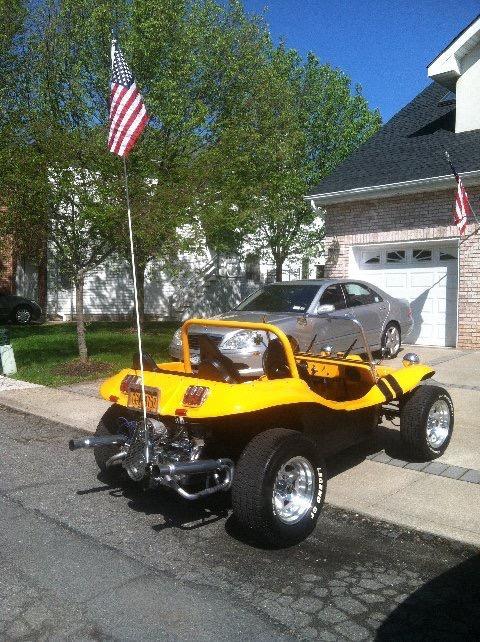 Used-1972-VW-Dune-Buggy-70s-Americana-Beach-Buggy
