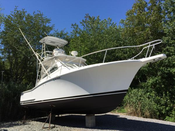 Used-2004-Luhrs-Open-30-Sport-Fish-Boat,-Fishing,-Yacht