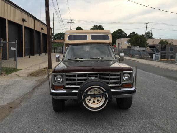 Used-1977-Chevrolet-Blazer-Chalet-70s-80s-American-Truck-Camper-Van