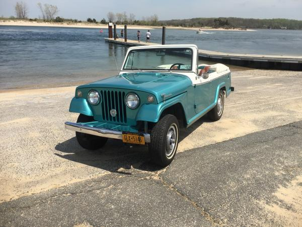 Used-1968-Jeep-Jeepster-Convertible-60s-70s-American-Americana-Classic-Truck-Offroad