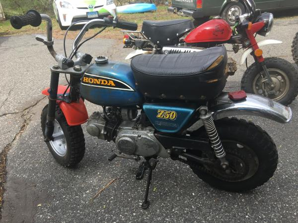 Used-1973-honda-Z50-Minitrail-70s-Offroad-Motorcycle-Dirt-Bike