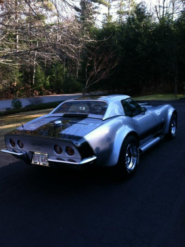 Used-1969-Chevrolet-Corvette-60s-Muscle-70s-Muscle-Americana-Classic