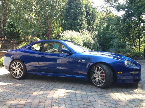 2005-Maserati-GranSport-90s-00s-Sports-Car-Italian-GT