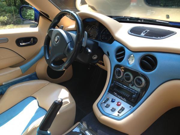 Used-2005-Maserati-GranSport-90s-00s-Sports-Car-Italian-GT