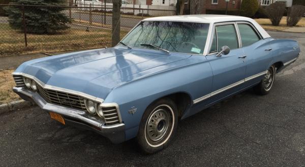 Used-1967-Chevrolet-Impala-60s-70s-American-Luxury-Americana-Classic