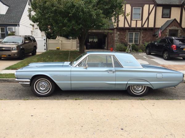 Used-1964-Ford-Thunderbird-60s-70s-American-Luxury-Americana-Classic