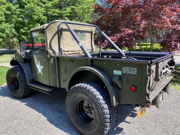 Used-1954-Dodge-M37-50s-Military-Offroad