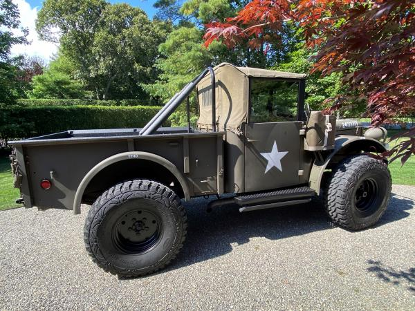 1954-Dodge-M37-50s-Military-Offroad