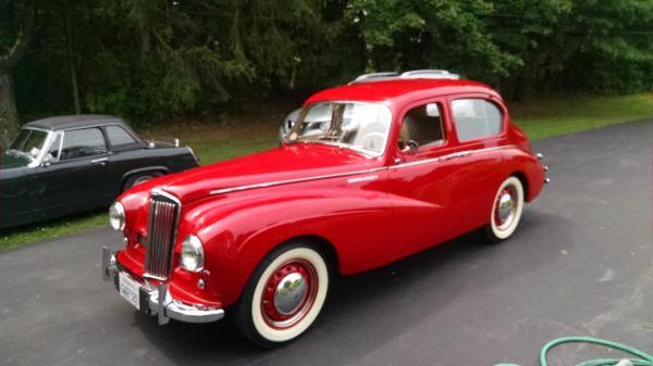 1953-Sunbeam-Talbot-Saloon-50s-60s-European-British