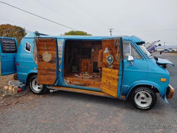 Used-1978-Dodge-B100-Van-70s-80s-Van-Special-Nautical