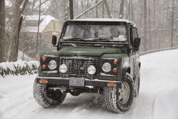 Used-1994-Land-Rover-Defender-90-90s-00s-Offroad-SUV