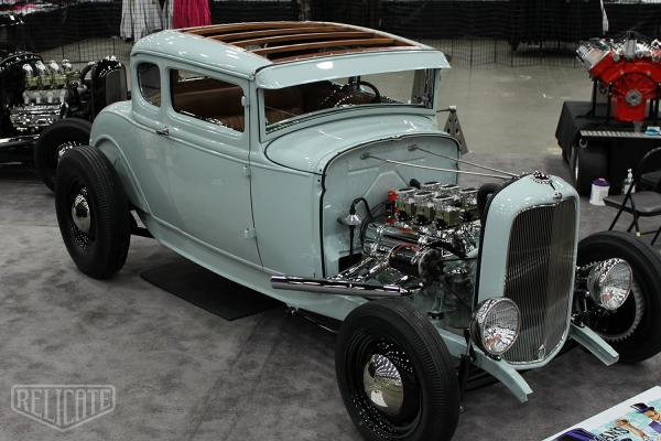 Used-1930-Ford-Model-A-Hot-Rod-30s-American-Americana