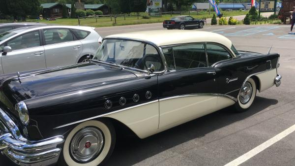 Used-1955-Buick-Century-50s-60s-Muscle-American-Americana-Classic