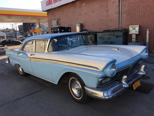 Used-1957-Ford-Fairlane-50s-60s-Muscle-American-Americana-Classic
