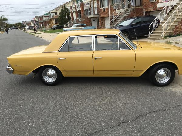 Used-1963-AMC-Rambler-550-Classic-60s-Muscle-Americana-Classic