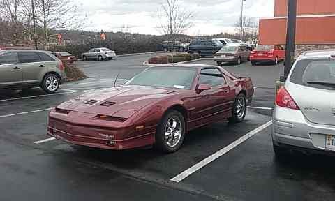 Used-1986-Pontiac-trans-am-80s-American-Muscle