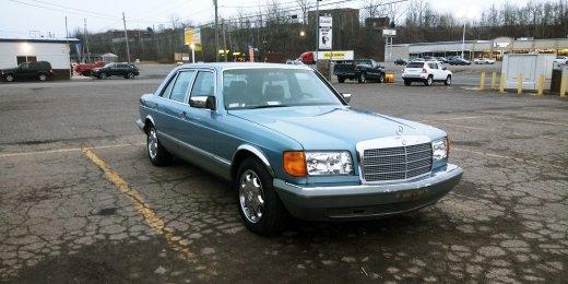 Used-1986-Mercedes-Benz-500-SEL-80s-Luxury-German-European-Luxobarge-Boxy