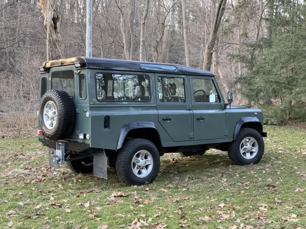 Used-1992-Land-Rover-Defender-110-90s-00s-Offroad-SUV-British