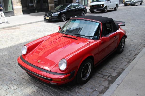 Used-1987-Porsche-911-G50-Cabrio