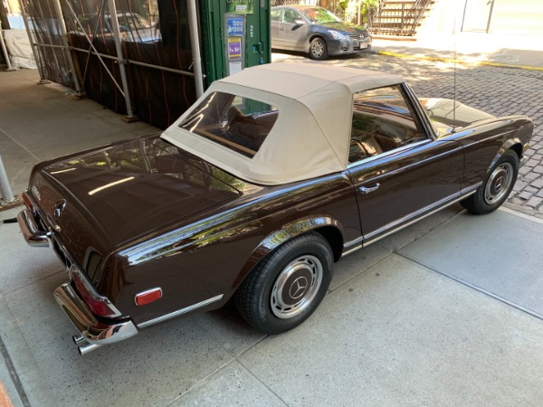 Used-1969-Mercedes-Benz-280SL-Manual-w/-A/C