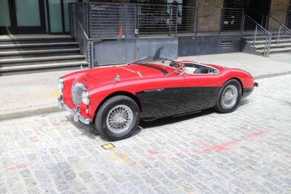Used-1956-Austin-Healey-100---LeMans-Conversion-Price-Reduced
