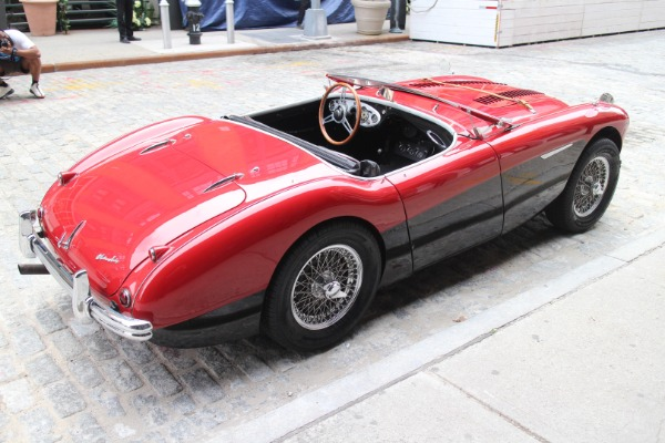 Used-1956-Austin-Healey-100---LeMans-Conversion-(Coming-Soon-to-BaT)