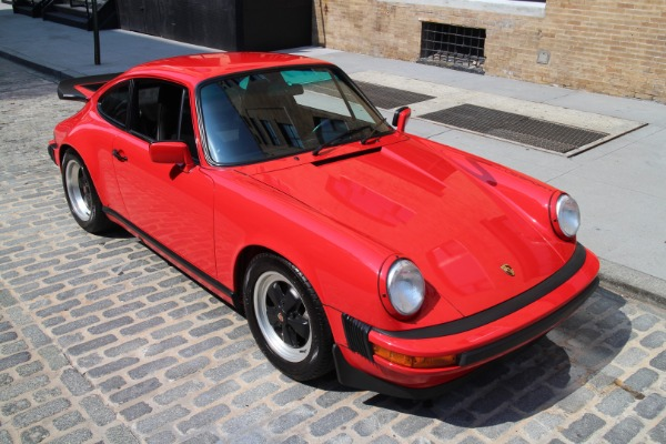 Used-1988-Porsche-911-Clubsport
