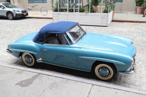 Used-1959-Mercedes-Benz-190SL