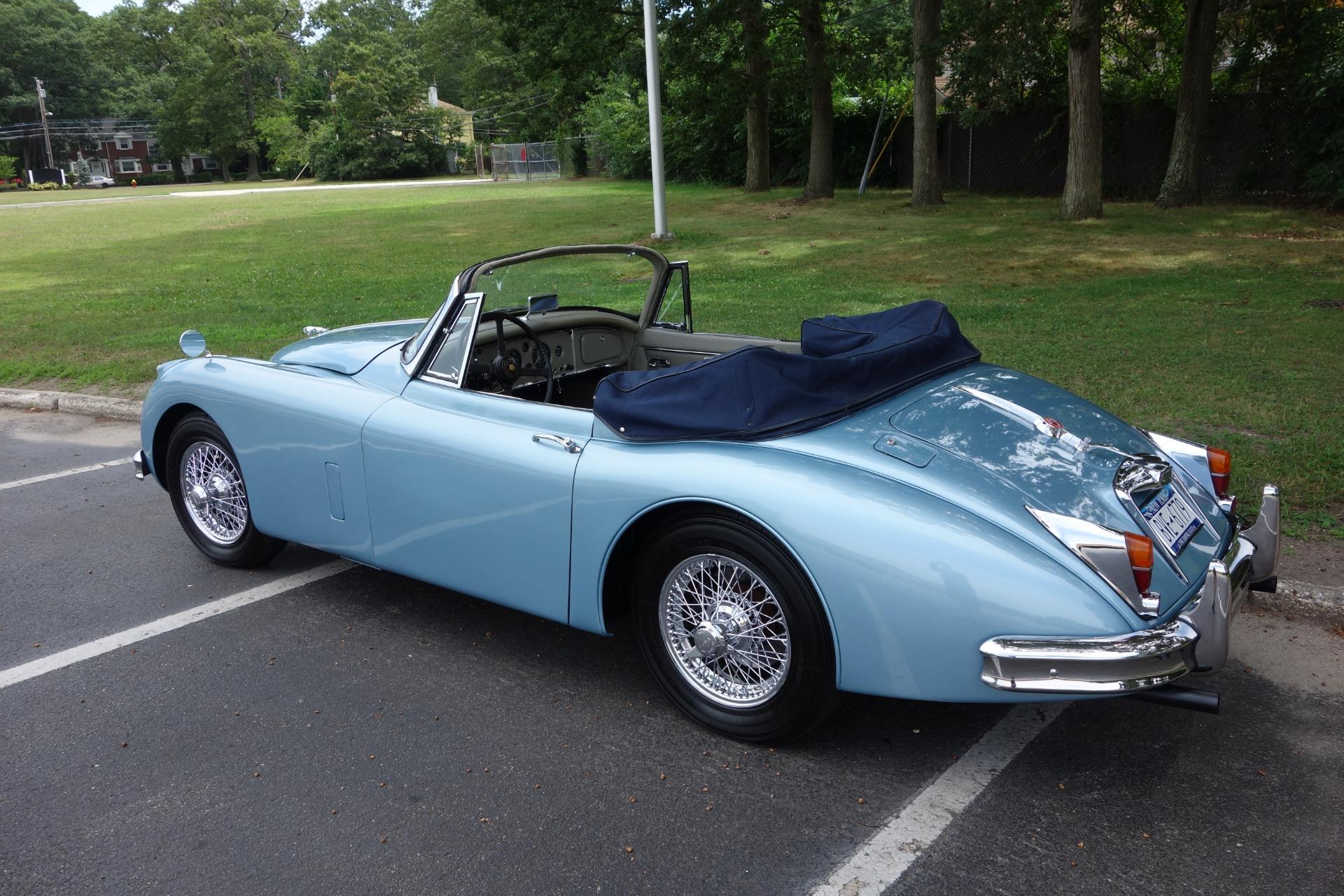 1961 jaguar xk 150 stock 2083 124431 for sale near new york ny ny jaguar dealer. Black Bedroom Furniture Sets. Home Design Ideas